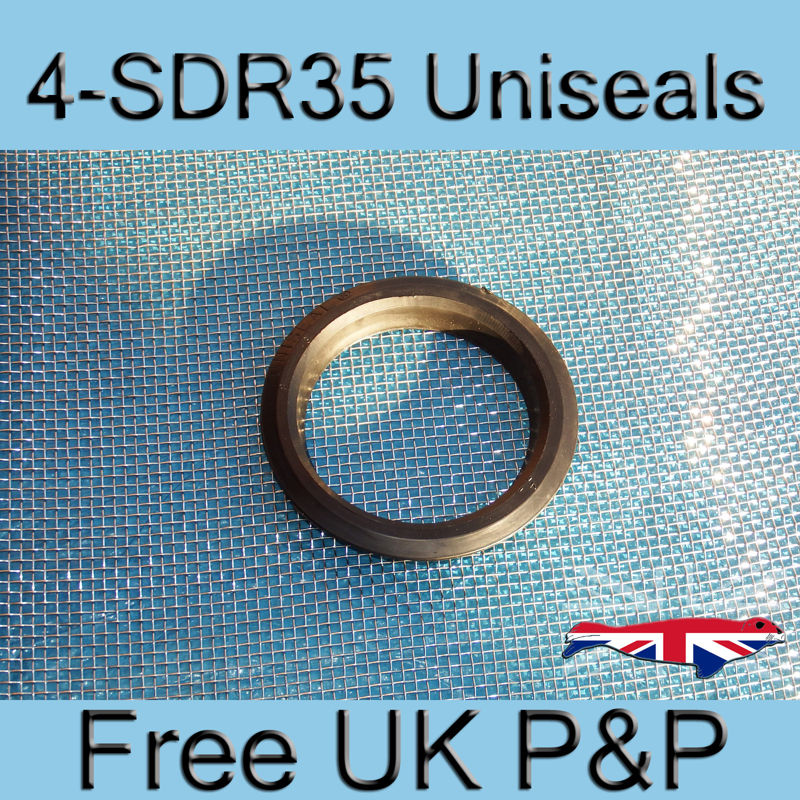 Buy 4 inch-SDR35 Uniseal Image